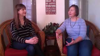 Interview of Chele Howell of Dragonfly Laughter Wellness by Mary Ann Hill, at Amazing Changes