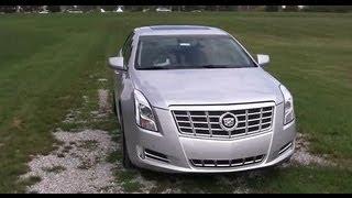 2013 Cadillac XTS - Quick Look