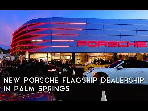 Porsche Palm Springs Dealership
