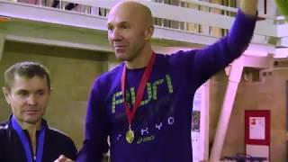 Владимир Симкин - Матч четырёх. Соревнования ветеранов по лёгкой атлетике