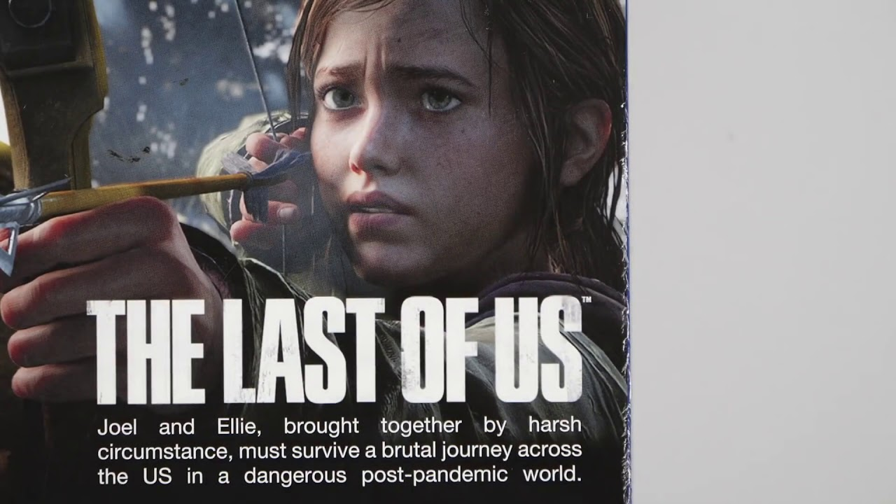 PS4 Pro 'THE LAST OF US PART II' Console Unboxing - Last Limited Edition PlayStation