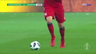 Bayern munich vrs Eintracht frankfurt highlights