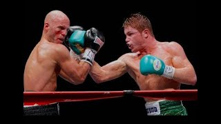 Canelo Alvarez vs Ryan Rhodes highlights