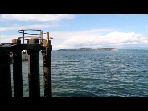 FERRY BOAT, FROM OAK HARBOR (WHIDBEY ISLAND) TO SEATTLE!