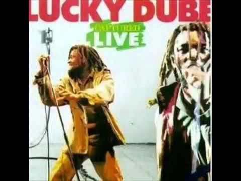 Lucky Dube - Prisoner (Live)