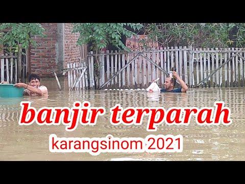 Banjir Terparah Karangsinom