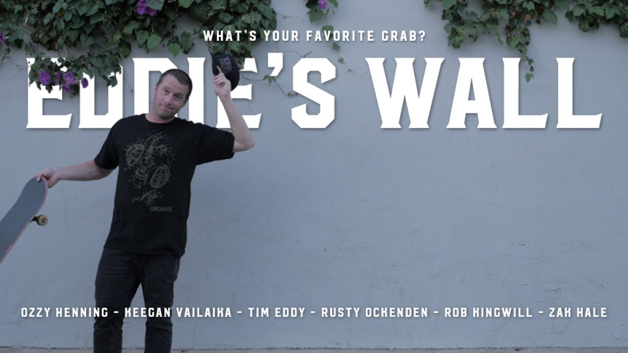 f5a913cbf845 What s Your Favorite Grab  - Eddie s Wall Ep. 9 - YouTube