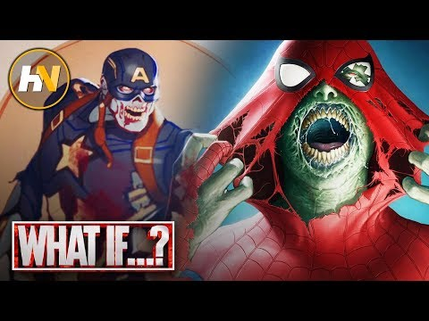 Marvel What If? Zombies EXPLAINED & Episode Breakdown