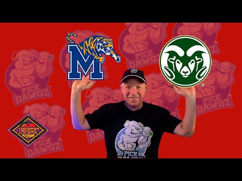 Memphis vs Colorado State 3/27/21 Free College Basketball Pick and Prediction NIT Tournament
