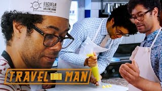 Cooking With Richard Ayoade | Travel Man