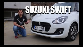 Suzuki Swift 1.0 Boosterjet 2017 (ENG) - Test Drive and Review