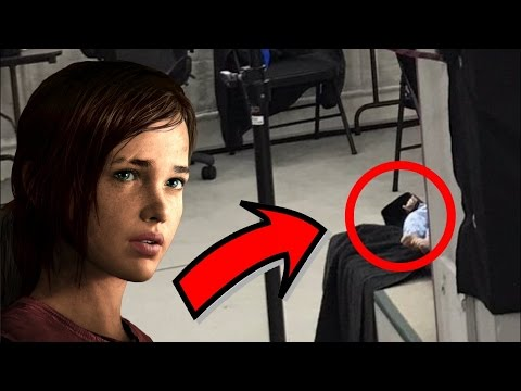 Last Of Us Part 2 News: ELLIE HAS A BABY!! (LEAKED)