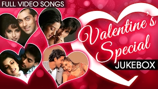 Valentines Day Special - Romantic Love Songs Jukebox | Bollywood Romantic Songs | Full Video Songs