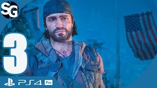 Days Gone Walkthrough Gameplay (No Commentary) | Bugged the Hell Out - Part 3