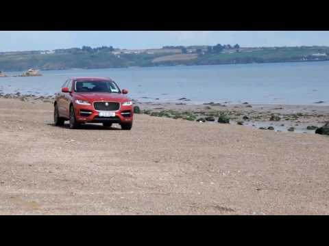 World car of the year 2017- Jaguar F-PACE Auto Boland