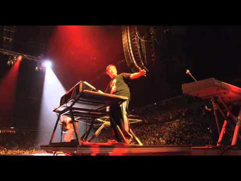 Linkin Park-Omaha, NE, Qwest Center, North American Arena Tour (full show) 2008