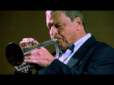 Randy Reinhart's cornet on Ray Noble's THE VERY THOUGHT OF YOU, AZ Classic Festival 2014