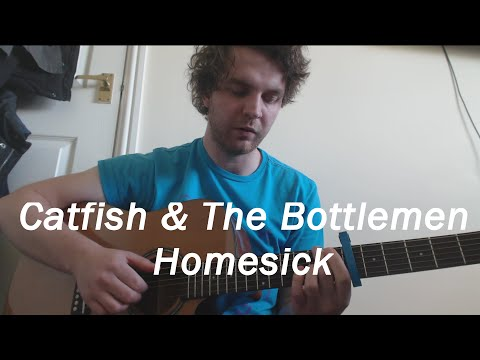 Homesick - Catfish and The Bottlemen (Guitar Lesson/Tutorial) with Ste Shaw