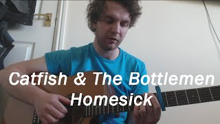 Homesick - Catfish and The Bottlemen (Guitar Lesson/Tutorial) with Ste Shaw Mp3