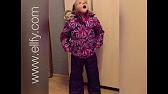 детская зимняя одежда борелли распродажа - YouTube