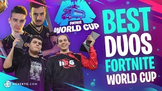 Fortnite World Cup Duo Favorites