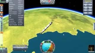 E-09- Cargo Ship - Kerbal Space Program 017