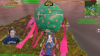 Highlight: Fortnite   First Day with My New Mouse   Logitech Proteus Core G502   PC Gaming