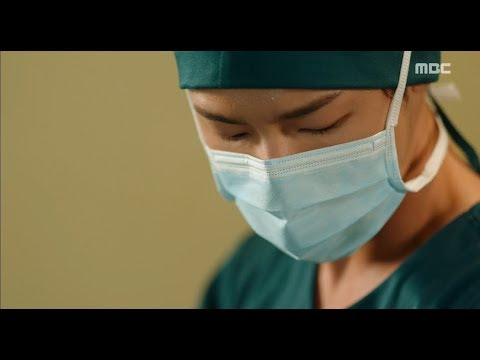 [Hospital Ship]병원선ep.29,30Min-hyuk, a physician, shows the sacrifice of blood transfusion.20171018