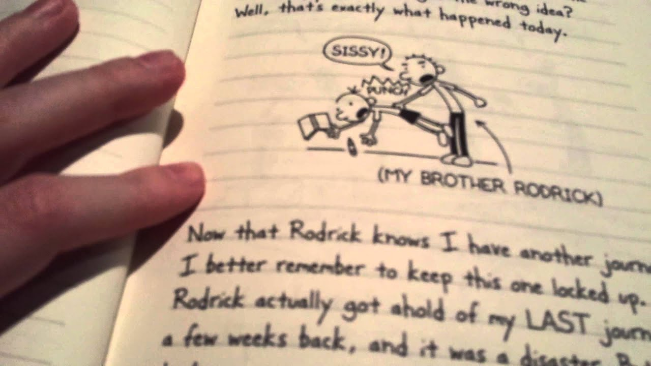 diary of a wimpy kid rodrick rules book report Rodrick rules (diary of a wimpy kid #2) - ebook written by jeff kinney read this book using google play books app on your pc, android, ios devices download for offline reading, highlight, bookmark or take notes while you read rodrick rules (diary of a wimpy kid #2).
