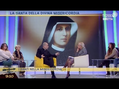 Santa Faustina: L'apostola Della Misericordia