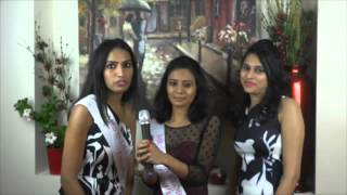 Miss India Global 2016 Interviews