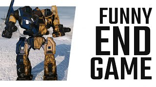 Funny End Game - Mauler AC10 Build - Mechwarrior Online The Daily Dose #828
