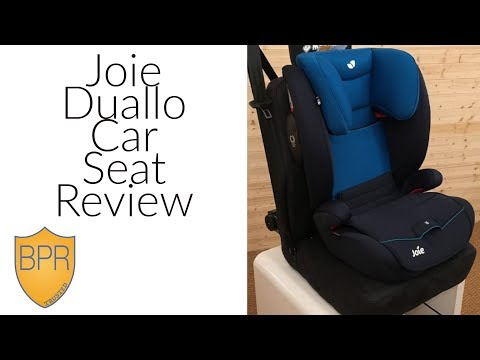 Joie Duallo Car Seat Review | BuggyPramReviews