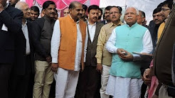 Haryana CM Manohar Lal Inaugurates the waste Transfer stations in Gurugram visual-1