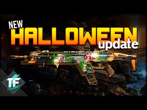 Titanfall 2 - Pistol Rebalances, Halloween Weapon Skins & More! Tricks and Treats Game Update!