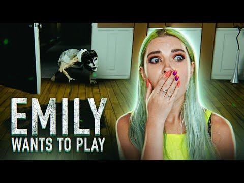 НЕ ПОДХОДИ! ЭМИЛИ ХОЧЕТ ИГРАТЬ! ► Emily Wants To Play ► ПОЛНОЕ ПРОХОЖДЕНИЕ Эмили