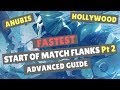 Overwatch Reaper Guide - FASTEST Flanks On Hard Capture Points | Part 2