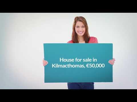 House for sale in Kilmacthomas, €50,000