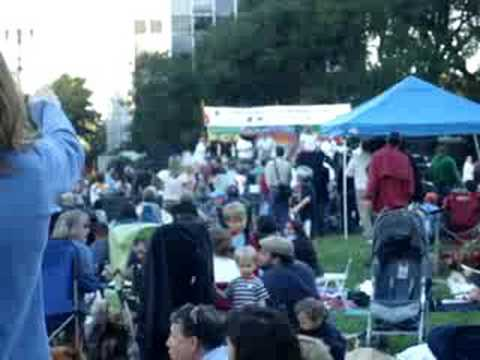 Native Elements, Music in the Park, San Mateo 2