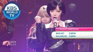 November 9 SAT - Brown Eyed Girls / Lovelyz Kei / BLWL [Toda…