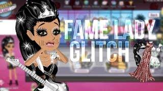 Fame Lady Glitch // MSP