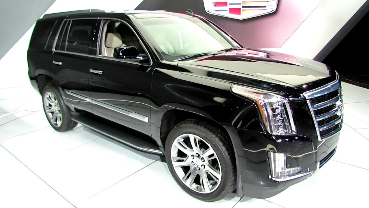 Viewing Gallery For - 2015 Cadillac Escalade Esv Platinum