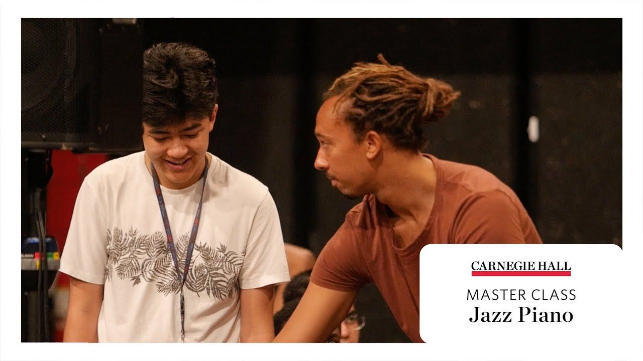Download Carnegie Hall Master Class: Jazz Piano