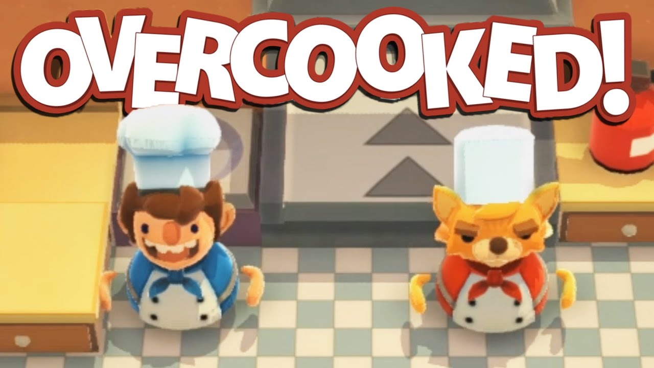 overcooked how to play with friends
