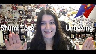 Shumi Toys Monthly Funko Pop Subscription Box Unboxing