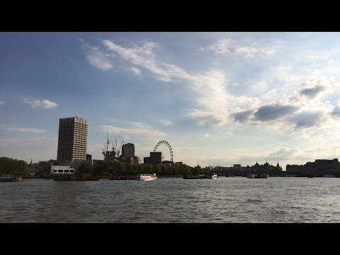 Live from London Eye + Banks of The River Thames