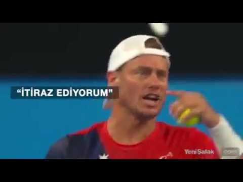 Tenis Maçında Olağanüstü Fair-Play