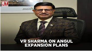 JSPL's Q4 profit jumps to Rs 2,139 crore | VR Sharma on ET Now