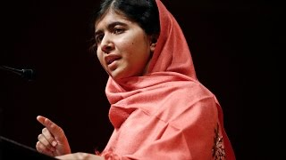 Malala Yousafzai: the youngest ever Nobel Peace Prize winner - in 60 seconds