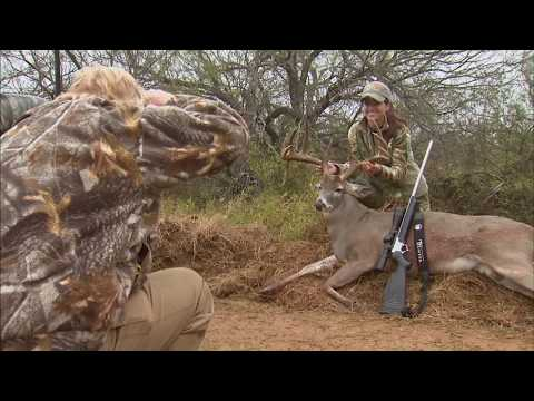 Winchester World Of Whitetail S3E3 Texas Whitetail